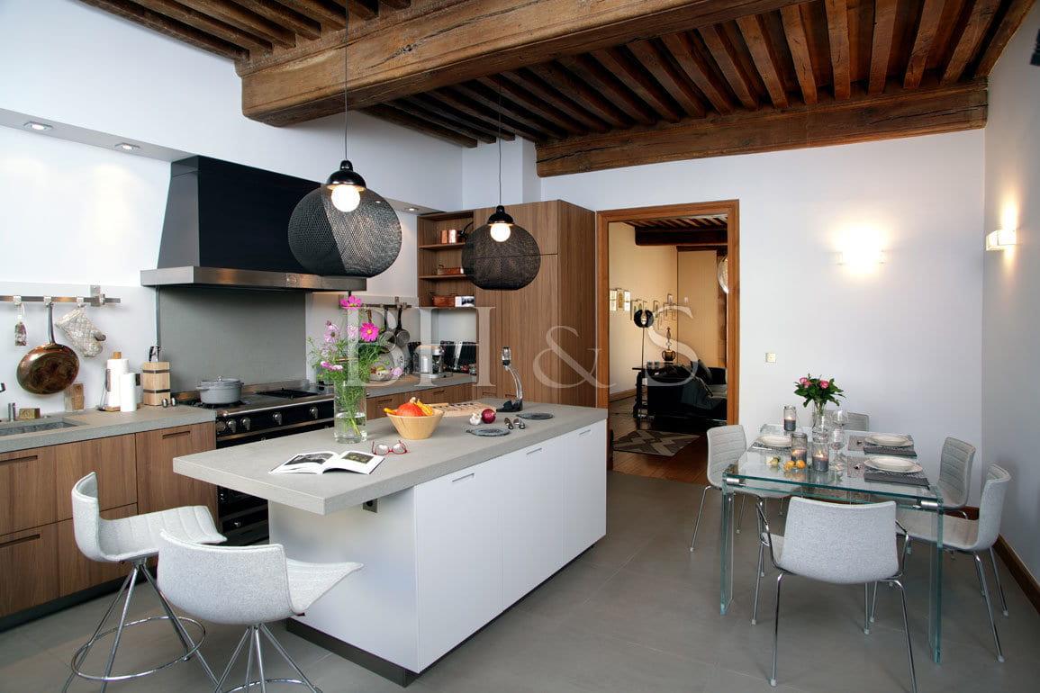 Projet global de renovation d'une maison ancienne a beaune   cg ...