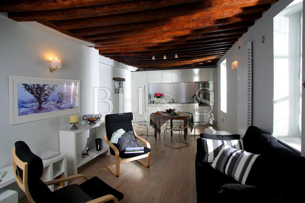 projet global r novation maison de village colin burgundy home services. Black Bedroom Furniture Sets. Home Design Ideas