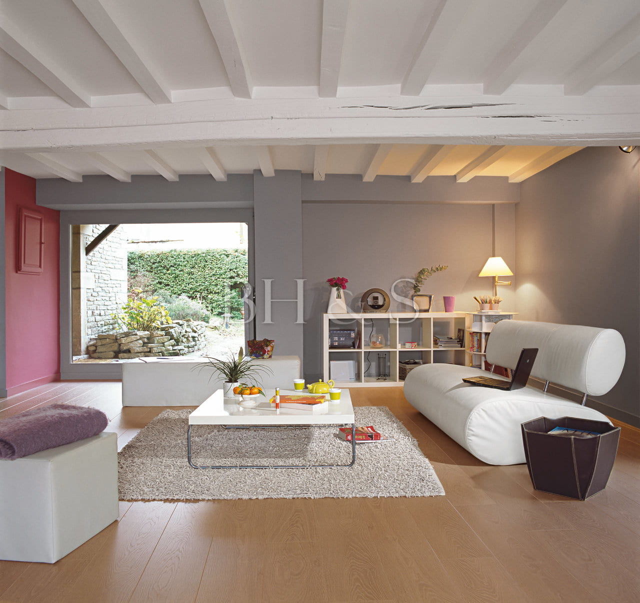 COMPLETE RENOVATION OF A PERIOD HOUSE IN THE WINE AREA IN BURGUNDY