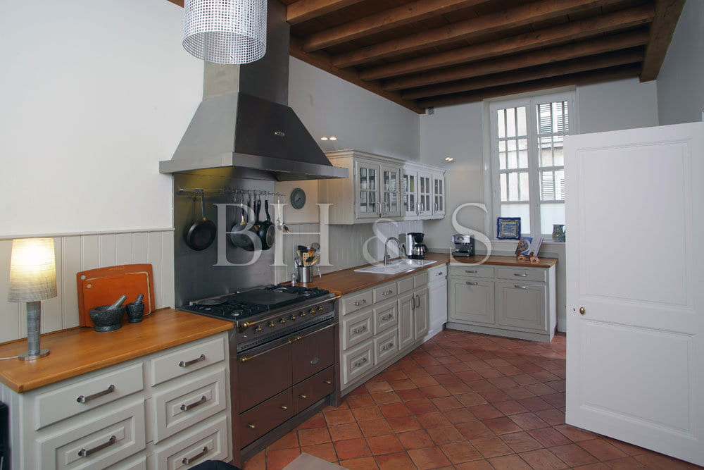 Kitchen decoration and furnishing - Lacanche oven